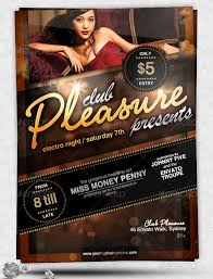 nightclub flyers best flyer designs by quickandeasy from graphicriver 56pixels com
