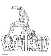 Coloring Pages Magnificent Iron Man 240 Cartoon And Menmadeho Me