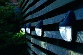 outdoor fence lighting outdoor lighting outdoor fence lighting solar deck post solar lights to hang on outdoor fence lighting solar