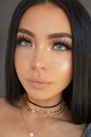here are some gorgeous prom makeup looks that you will positively love prom night is