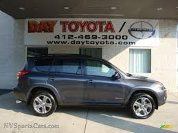 2010 Toyota RAV4 Sport V6 4WD in Magnetic Gray Metallic - 097668 ...