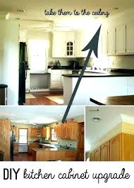how to fix up old kitchen cabinets update kitchen cabinets updating kitchen cabinets on a budget