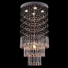new modern crystal chandelier large res de k9 crystal lights led lamps 110v 240v pedant lamp led lamp flashlight with 560 42 piece on