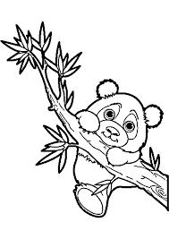 Animaux Coloriage Panda Coloring Mandalas Online Coloring Panda