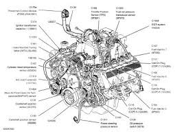 ford 5 4 engine diagram ford wiring diagrams online