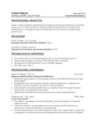 Objectives For Resumes Unique Example Objectives For Resumes Free Resume Template Evacassidyme