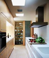 Small Kitchen Without Upper Cabinets