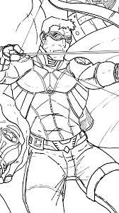 Coloriage Avengers Les Beaux Dessins De Super H Ros Imprimer