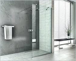 hard water shower cleaner how to get hard water stains off glass shower doors how to