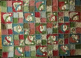 Rag+Quilt+Patterns | Frosty Friends Rag Quilt | Heart N Home | Rag ... & Rag+Quilt+Patterns | Frosty Friends Rag Quilt | Heart N Home Adamdwight.com