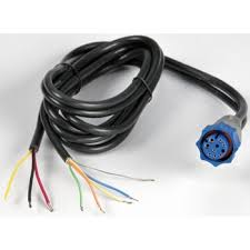 lowrance power cable for all hds elite hook hdi series units lowrance power cable for all hds elite hook hdi series units