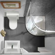 Compact, well planned shower room.
