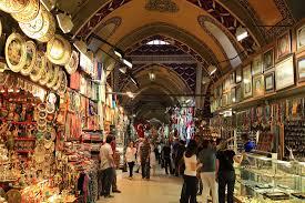 Hasil gambar untuk grand bazaar istanbul