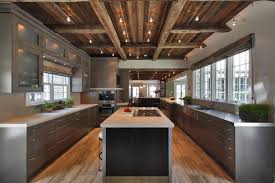 Contemporary track lighting kitchen Round Track The Benefits Of Led Track Lighting Fixtures Narrow Rustic Kitchen With Led Track Lighting Pinterest Narrow Rustic Kitchen With Led Track Lighting Lighting Pinterest