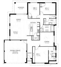 fantastic house plans 3 bedroom and d garage be images indian model