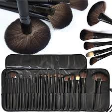 top best 5 makeup brushes nyx set 2016