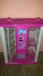 Barbie Vending Machine Delectable Barbie Vending Machine For Sale In Harman WV OfferUp