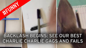 Charlie Charlie Challenge: Watch hilarious videos and memes which ... via Relatably.com