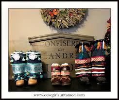 bohemian cowgirl boot rug ribbon fringe jewel tassel embellished jean boot rugs