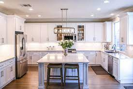 should your kitchen cabinets match your