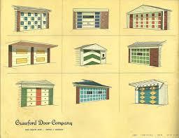 mid century modern garage doors with windows. Mid Century Modern Garage Doors If You Build It . With Windows R