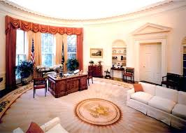 oval office wallpaper. oval office decor trump official praises makeover blames for wallpaper stains vanity fair f