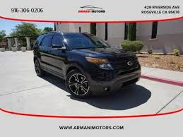 used 2016 ford explorer in