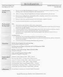 A Sample Resume For Someone In Sales Sales Resume Resumewriters