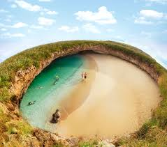 19 photos of the coolest hidden beach you ve never heard of