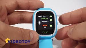 <b>Детские часы</b> GPS трекер с цветным сенсорным экраном Smart ...