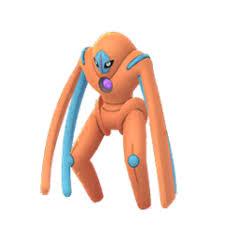 Deoxys Defense Forme Pokemon Go Wiki Gamepress