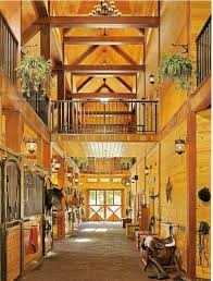 when i have horses luxury barn apartments living quarters upstairs