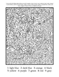 Small Picture Beautiful Color By Number Coloring Pages For AdultsColor