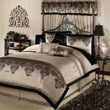 Charming Black White And Blue Comforter Black White And Gold Bedding Black White Comforter  Set