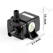 Sunnytech 1PC Ultra-Quiet Water Pump Mini DC12V ... - Amazon.com