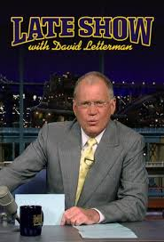 Late Show with David Letterman - lilx.net