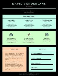 Modern Creative Resume Template Unique Resume Template 2019 List Of 10 Unique Resume Templates