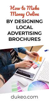 How To Make Money Online By Designing Local Advertising