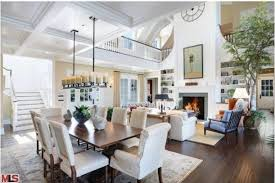 Cape Cod Living Room New Howie Mandel's Cape CodStyle Home For Sale In Malibu Hooked On Houses