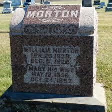 William Morton (1839-1922) - Find A Grave Memorial