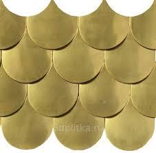 Mosaico Sirena Gold 30x20 <b>мозаика</b> от <b>Dune</b> купить ...