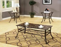 Iron And Stone Coffee Table Antique Wrought Iron Coffee Table