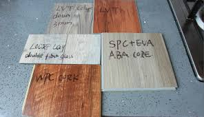 next we take a view of the fire test comparison of lifeproof rigid core vinyl flooring and wood plastic composite flooring we can find that the highest