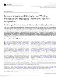 Pdf Understanding Social Impact From Wildfires Advancing Means For