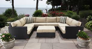 Outdoor Sectional Sofa Furniture & Patio Furniture Sectional