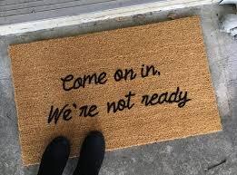 front door matsBest 25 Front door mats ideas on Pinterest  Farmhouse doormats