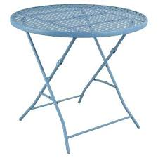 metal bistro set. Metal Bistro Table Blue Room Outdoor Furniture Set