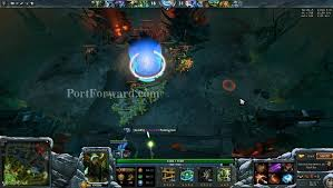 dota 2 when the enemies going back to base you should get back