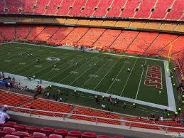 Arrowhead Stadium Section 320 Rateyourseats Com