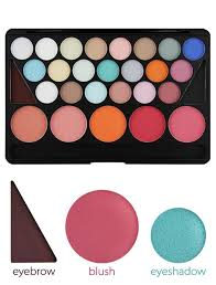 bridal makeup kit lakme absolute ping brand cosmetics palette professional makeup kit eyeshadow 21 color blush